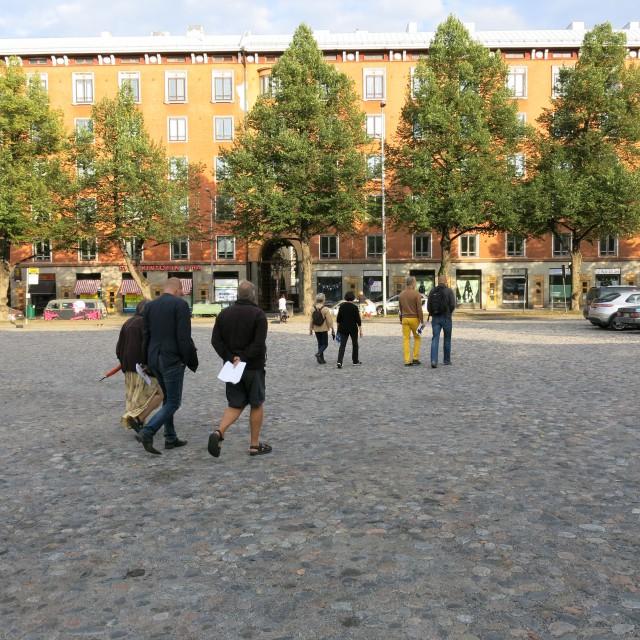 Pyynikintorin ankeus herätti keskustelua. Kuva: Henrik Mattjus, Pirkanmaan maakuntamuseo.